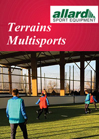 Catalogue Allard Sport - Terrains Multisport